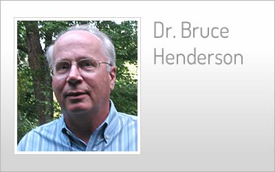 Dr. Bruce Henderson